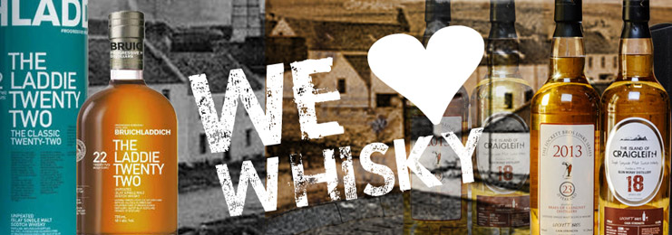 We Love Whisky